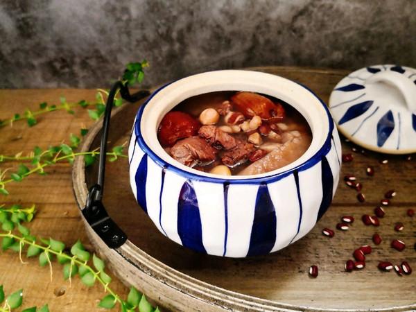 健脾开胃祛湿汤的做法