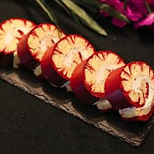 美的不像话的红丝绒旋风蛋糕卷(5蛋法)