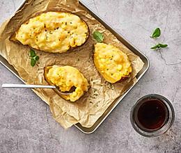 玉米芝士焗红薯的做法