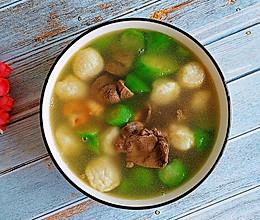 快手時蔬杂烩汤的做法