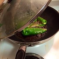 油焖尖椒的做法图解3