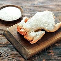 日食记丨电饭煲盐焗鸡的做法图解2