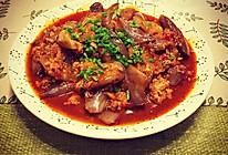 蒜蓉肉末茄子的做法