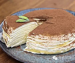 榴莲千层蛋糕,特别的爱给特别的你|没烤箱也要吃甜NO.7的做法