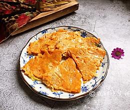 #10分钟早餐大挑战#韩式泡菜饼的做法