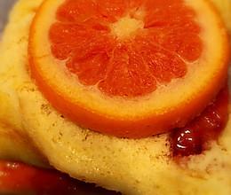 血橙蛋糕的做法