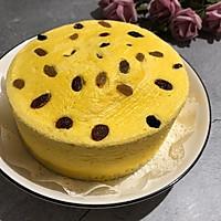 我是一个顶着葡萄的6寸蒸蛋糕的做法图解17