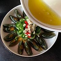 #味达美名厨福气汁,新春添口福#开运年菜黄瓜拌皮蛋的做法图解6