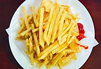 超简单-自制炸薯条的做法