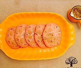 零基础也会做的桂花糯米藕的做法