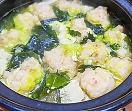 韩式裙带菜豆腐汤的做法