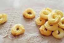 黄油曲奇奶香饼干的做法