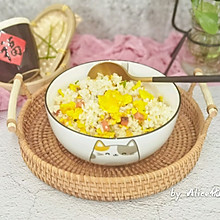 #全电厨王料理挑战赛热力开战!#黄金蛋炒饭
