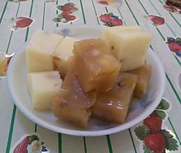 荔枝凉糕的做法