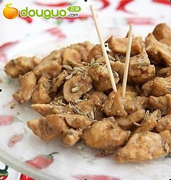 塔吉锅菜谱(8)---微波烤鸡块的做法