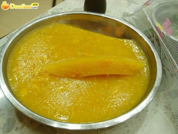 芒果大菜糕的做法