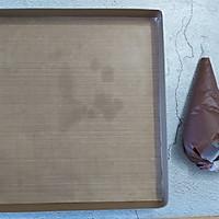 #今天吃什么#夏威夷果仁巧克力脆脆香的做法图解8