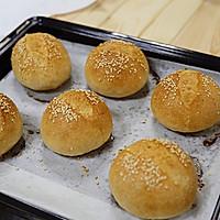 面包的做法大全:全麦芝麻包的做法图解8