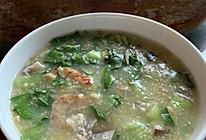 早餐粥*蔬菜肉粥的做法
