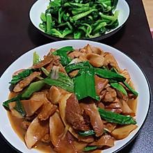 杏鲍菇肉片