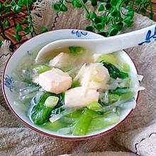 萝卜丝青菜豆腐汤