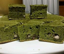 自制电饭锅抹茶蛋糕的做法