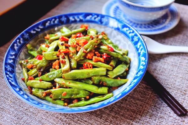 干煸四季豆#宴客拿手菜#的做法