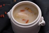 葛根鸡米汤,冬天不再冻手冻脚的做法