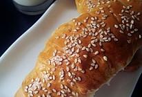 肉松肠小面包的做法