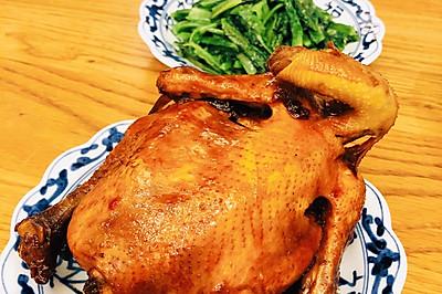 #全電廚王料理挑戰賽熱力開戰!#豉油雞
