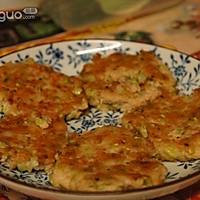 豆腐西芹肉饼
