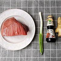 牛肉干#带着零食去旅行!#的做法图解1