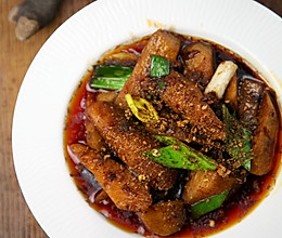 最上瘾的绝味川菜——麻婆山药的做法