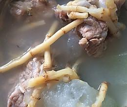 鱼腥草冬瓜排骨夏季养生汤的做法
