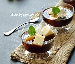 牛奶咖啡果冻——果冻还是心动的做法