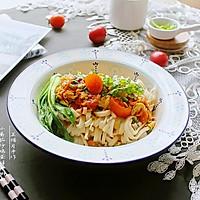 小番茄炒鸡蛋拌手擀面——秋风渐起,来一碗有温度的面的做法图解18