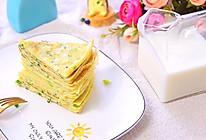 西葫芦早餐饼的做法