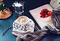 #初春润燥正当时#意式摩卡咖啡的做法