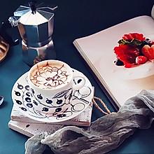 #初春润燥正当时#意式摩卡咖啡