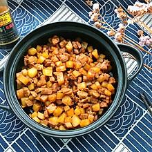 土豆炖肉块#厨此之外,锦享美味#