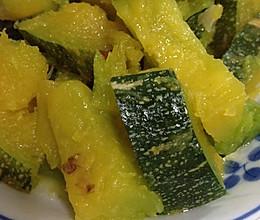 超级好吃的清炒南瓜的做法