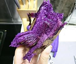 烤紫薯(烤箱)的做法