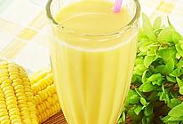 芒果玉米豆浆的做法