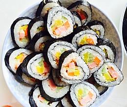 寿司(紫菜卷)的做法