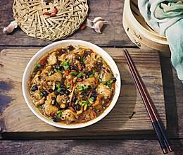 新手菜,豆豉蒸鸡中翅的做法