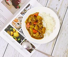 日式咖喱饭,传说中最好吃的咖喱之一!的做法