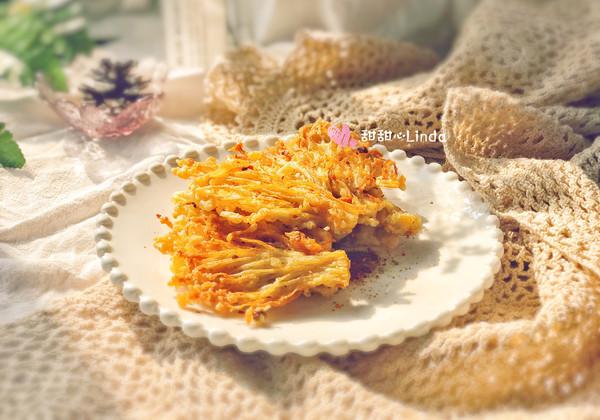 软炸金针菇