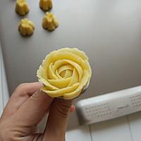 原味玫瑰曲奇的做法图解12