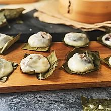 #甜粽VS咸粽,你是哪一黨?# 簡易糯米粉粽子