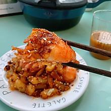 #全电厨王料理挑战赛热力开战!#味道超绝的干锅大虾